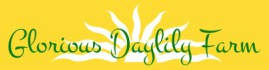 Glorious Daylily Farm Logo
