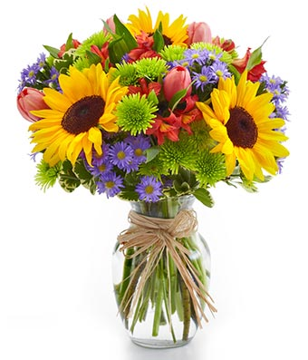 sample bouquet