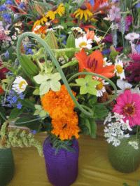 sample bouquet 6