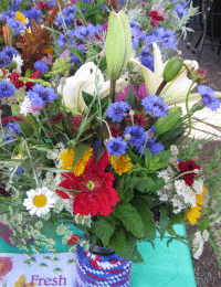 sample bouquet 7