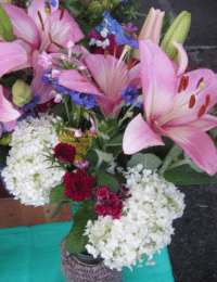 sample bouquet 3
